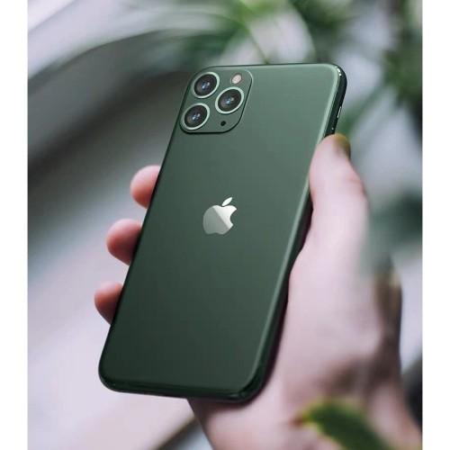 Foto Produk Flexible Back Protector iPhone 11 iPhone 11 Pro Protector 11 Pro Max - iPhone 11, Kuning dari Allforgadget