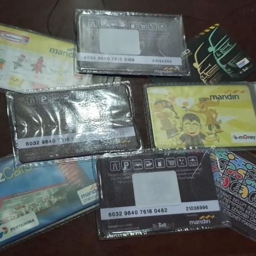 Foto Produk emoney e toll e-money mandiri e money dari 3g Tech / x-10 ceLL