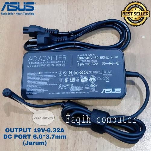 Foto Produk Adaptor Charger ASUS TUF Gaming FX505 FX505GD FX505GE FX505DY 120W dari faqih computer