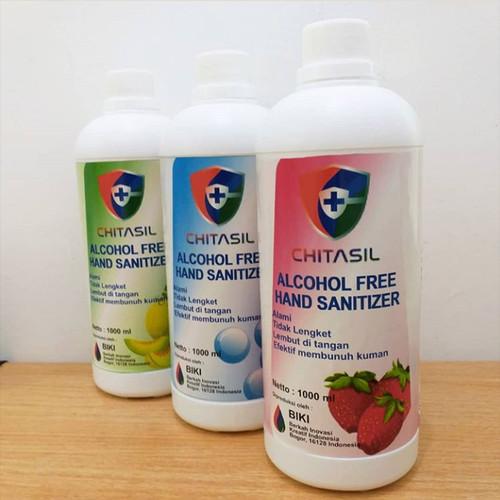 Foto Produk CHITASIL Hand Sanitizer 1 Liter dari BerkahInovasikreatif