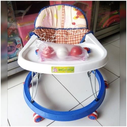Foto Produk Baby Walker HOKIKU 89 - Biru dari BnB Store Tangerang