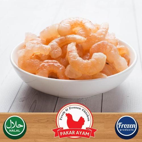 Foto Produk Udang Kupas / Peeled Shrimp Kualitas Premium Kemasan 1kg dari Pakar Ayam