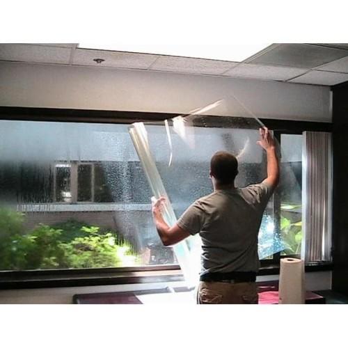 Foto Produk Kaca Film Clear Bening Safety Security Window Glass film (152x100) dari GE Sticker