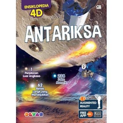 Foto Produk Ensiklopedia 4D: Antariksa - Devar Entertainment - Gramedia dari Toko Kutu Buku