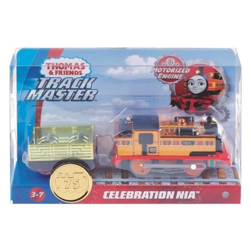 Foto Produk MATTEL, Thomas & Friends TrackMaster Celebration Motorized - Nia dari Top Bricks & Toys