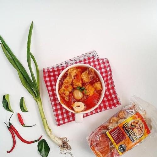 Foto Produk HOT SALE Baciblak - Bakso Aci Seblak Instant dari Cayapata14