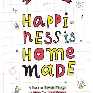 Foto Produk HAPPINESS IS HOMEMADE (REPUBLISH) dari Outoftheboox Surabaya
