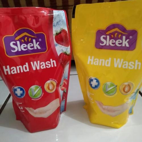 Foto Produk Sleek Hand Wash Sabun cuci Tangan Refill 400 ml dari ARRAZKA GREEN SHOP