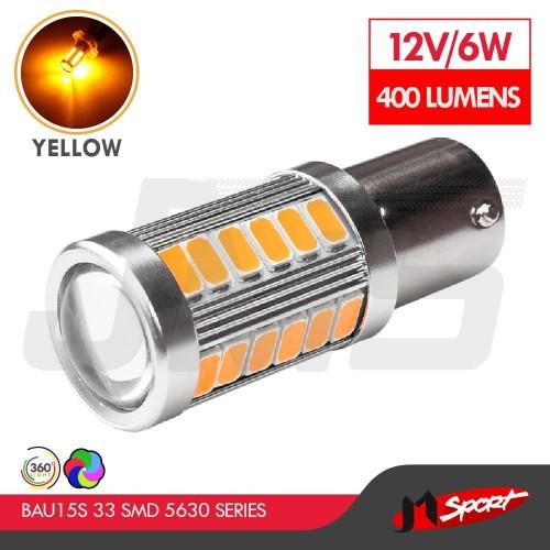 Foto Produk Lampu LED Mobil Sein Avanza Toyota Honda BAU15S 33 SMD dari Jaya Motorsport