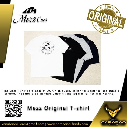 Foto Produk MEZZ ORIGINAL T-Shirt dari Carabao Billiard Indo