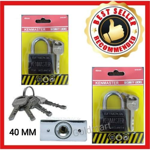 Foto Produk Gembok 40mm Pendek / Kenmaster Security Lock BS40MM dari Gold-Mart