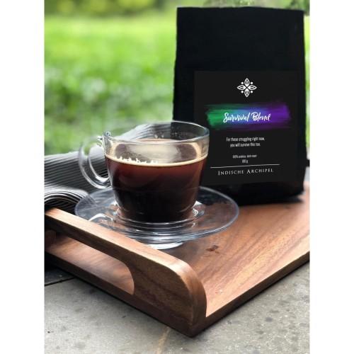 Foto Produk Kopi Arabika Survival Blend / Survival Blend coffee Indische Archipel dari Indische Archipel