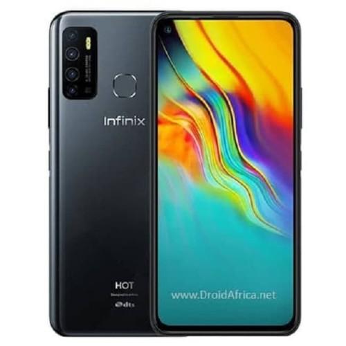 Foto Produk Infinix Hot 9 X655C Smartphone - 4/128GB - Garansi Resmi - Black dari Gadhet-Holic
