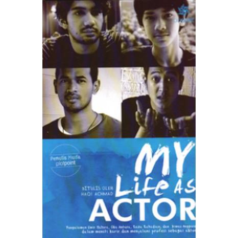 Foto Produk MY LIFE AS ACTOR dari Outoftheboox Surabaya