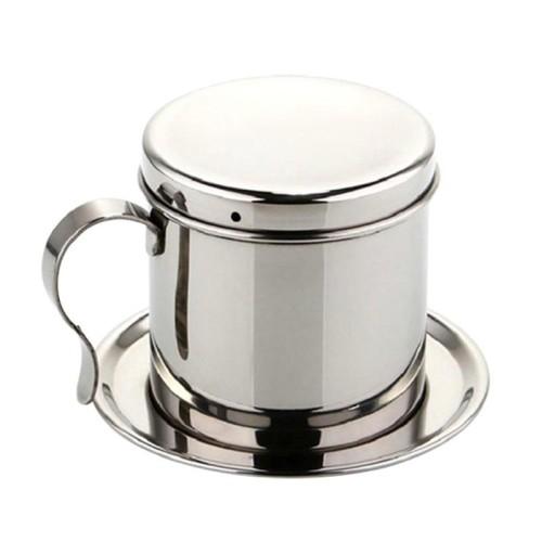 Foto Produk Conner Vietnam Drip Coffee Stainless Steel dengan Sekrup dari WATERGROUND COFFEE