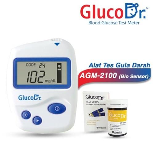 Foto Produk GlucoDr Blood Glucose Monitor AGM-2100 dari MediStar