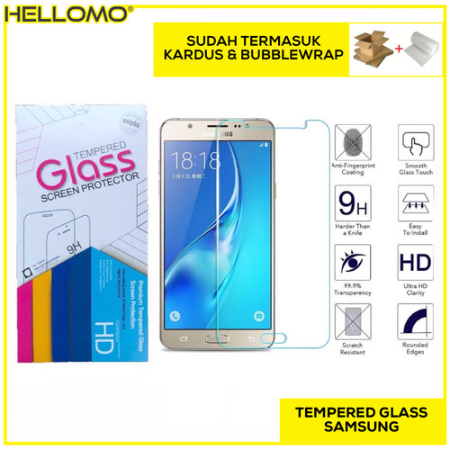 Foto Produk Tempered Glass Samsung / ANTI GORES Samsung Kaca / AntiGores / Gorilla - TIPE DI NOTES dari hellomo