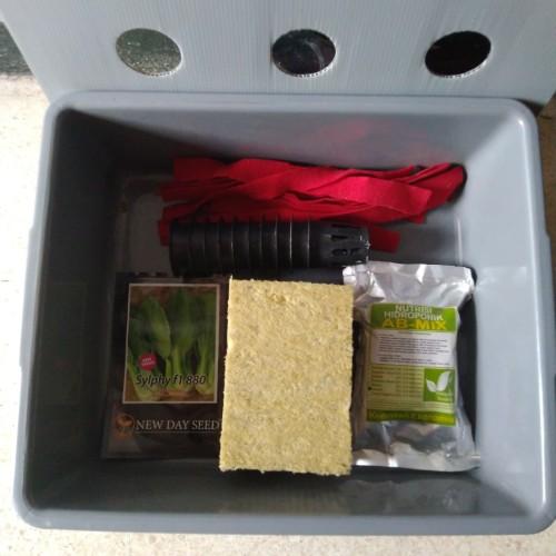 Foto Produk paket pemula hidroponik dari pesma agrofarm