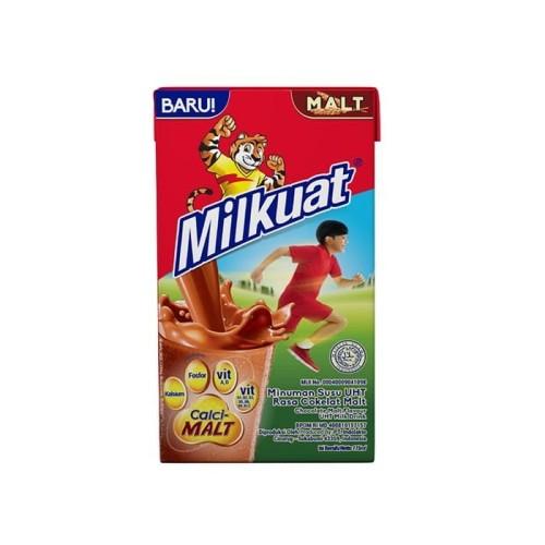 Foto Produk Milkuat UHT Rasa Cokelat 115 ml x 5 Pcs dari Indomilk Official Store