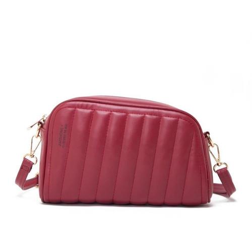 Foto Produk Jims Honey - Lady Saddle Bag Tas Selempang Wanita - Merah dari JIMS HONEY OFFICIAL