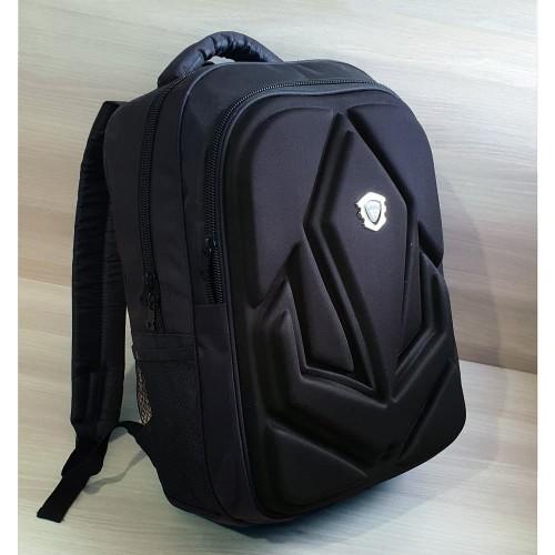 Foto Produk Tas Pria Backpack Embos Batok PR550 Tas Ransel Pria Tas Laptop + Cover dari Juragan Tas Import