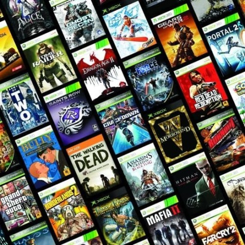 Foto Produk isi game ke hardisk xbox 360 yg sudah rgh dari tomsrace
