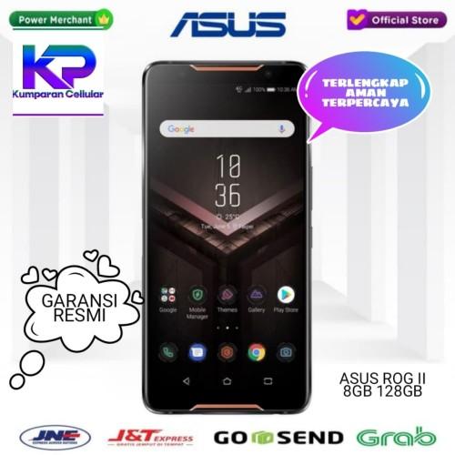 Foto Produk ASUS PHONE ROG 2 8GB 128GB GARANSI RESMI TAM - tAm, ROG PHONE 3 dari Kumparan Cellular