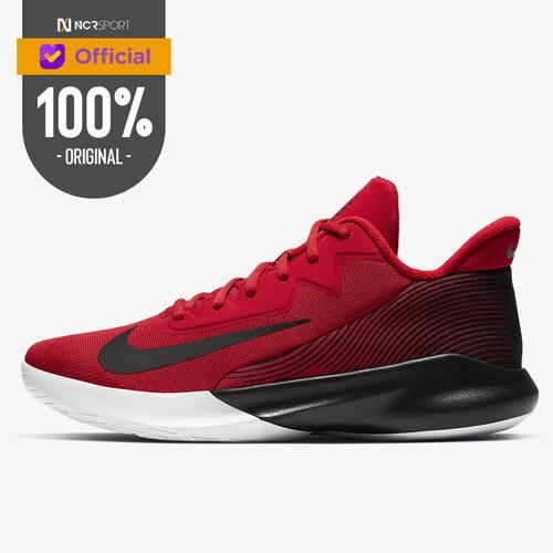 Foto Produk Sepatu Sneakers Nike Precision 4 University Red Original CK1069-600 dari Ncr Sport