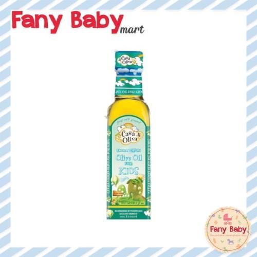 Foto Produk CASA DE OLIVA FOR KIDS - EVOO / 250ML dari Fany Baby Mart