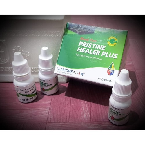 Foto Produk Pristine Healer Plus PHP Propolis - Viamore dari new3y_acc