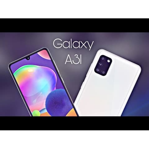 Foto Produk Samsung Galaxy A31 6/128 GB Garansi Resmi SEIN dari Nic-cell