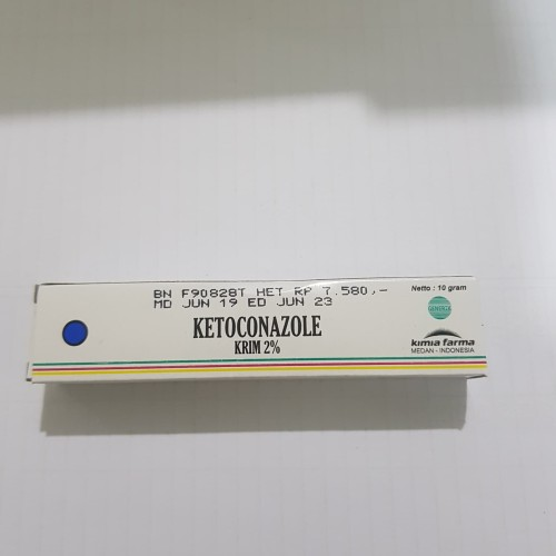 Foto Produk ketoconazole salep 2% 10g/ salep jamur dari jaya medika 168