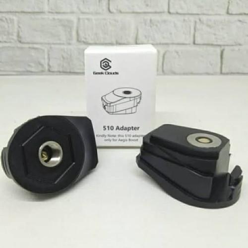 Foto Produk Adapter Adaptor AEGIS BOOST 510 COTTON RETAIL DAN GROSIR dari the kopy vape