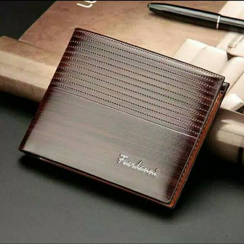 Foto Produk dompet pria fuerdanni - Cokelat dari Gunungemas jaya han