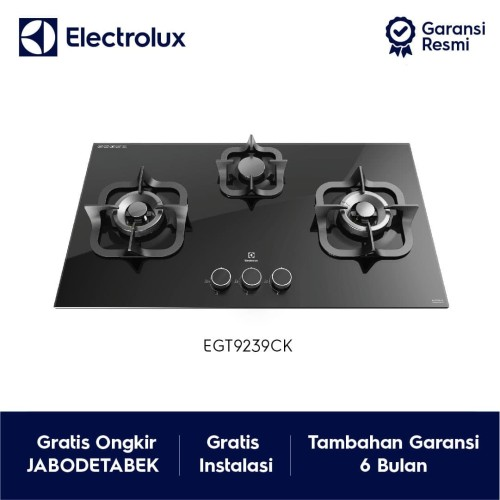 Foto Produk Kompor Tanam ELECTROLUX EGT 9239CK / EGT 9239 CK / EGT9239CK dari Electrolux Official