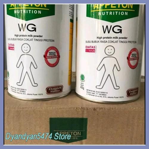 Foto Produk Ready Appeton Weigth Gain Apeton Susu Penambah Berat Badan Dewasa 450 dari Dyandyan5474 Store