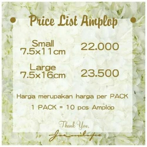 Jual Hot Sale Amplop Custom Edisi Lebaran Eid Mubarak Uk Large Terjamin Jakarta Barat Emerry11 Tokopedia