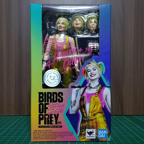 Foto Produk SHF Harley Quinn Birds of Prey dari HSN OL Shop