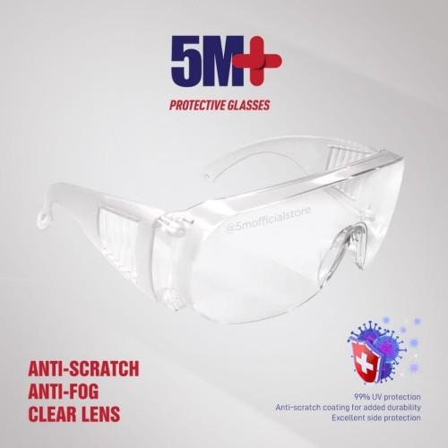 Foto Produk Kacamata Anti Virus (Medic On dan 5M+) dari Lestari Motor 2