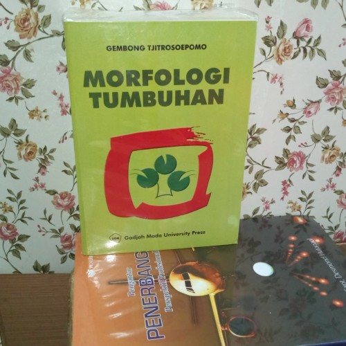 Foto Produk Morfologi tumbuhan dari toko buku akhtar