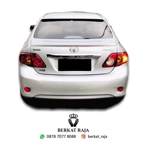 Foto Produk Roof Spoiler Topi Corolla Altis Gen 10 2008-2013 ( PLASTIK ABS ) dari Berkat Raja