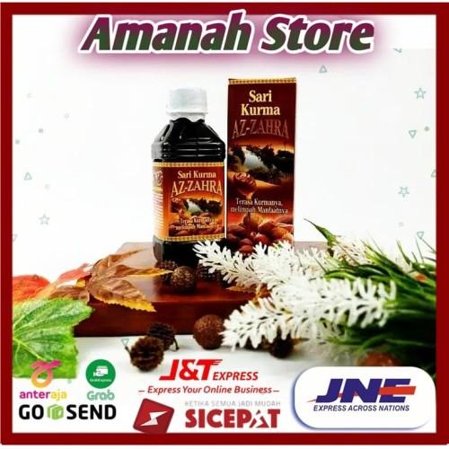 Foto Produk SARI KURMA AZ ZAHRA REGULER dari Amanah HerbalStore