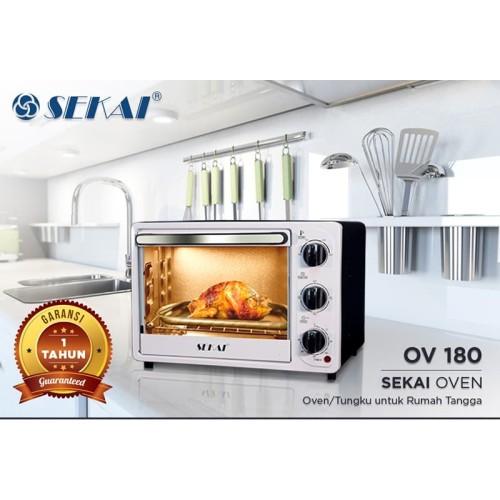 Foto Produk Sekai OV 180 Oven [18 L] dari CS 3lektronic