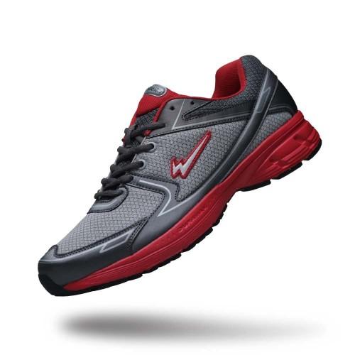 Foto Produk Sepatu Eagle Rush – Running Shoes - Abu Tua Fiesta, 38 dari eagle official store