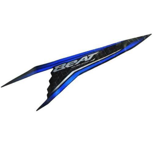 Foto Produk Stiker Body Kiri StripeL Body Cover Assy Type 2 BeAT K1A 8683BK1AN10ZB dari Honda Cengkareng
