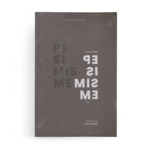 Foto Produk Tentang Pesimisme dari Berdikari Book
