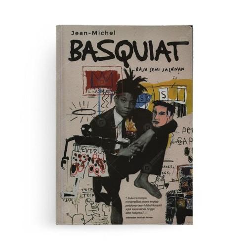 Foto Produk Jean Michel Basquiat Raja Seni Jalanan dari Berdikari Book