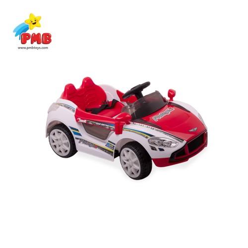 Foto Produk Mobilan Aki M-7688 (Merah Putih) PMB dari PMB TOYS