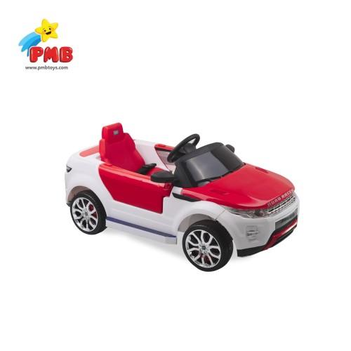Foto Produk Mobilan Aki M-8188 (Merah Putih) PMB dari PMB TOYS