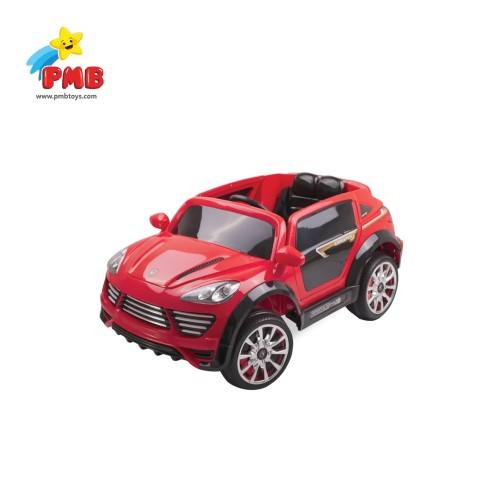 Foto Produk Mainan Mobil Aki M-8388 (Merah) dari PMB TOYS